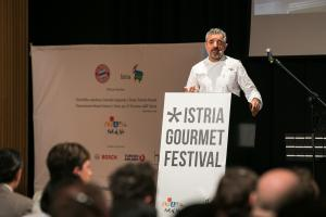 New Culinary & Hotel Business World Trends at the 5th Istria Gourmet Festival in Rovinj