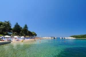 Belvedere beach