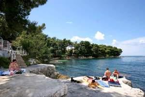 Hotel Galijot beach