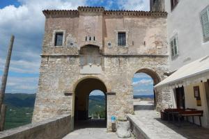 Twin Gates of Motovun