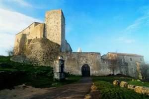 The Castle in Kršan