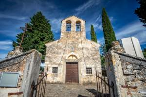 The Church of St. Nicholas (Rakotule)