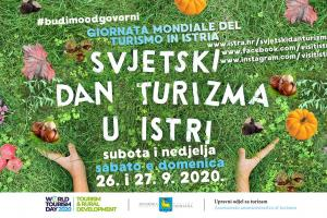 World Tourism Day in Istria 2020