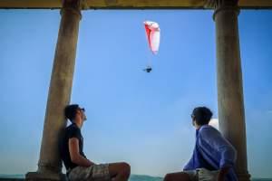 Paragliding: Take-Off Sites
