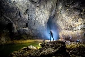 Speleo-adventure Pazin cave
