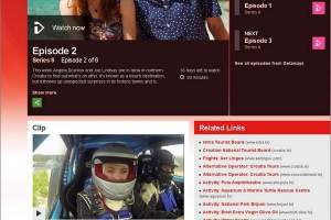 BBC One: Gateways, 01/15