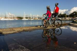 Cycling: Umag/Novigrad