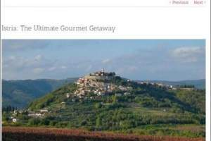 The Blonde Abroad: The Ultimate Gourmet Getaway