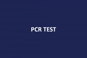 PCR tests in Istria