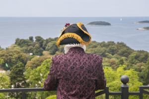 Enjoy Seducing Virtual Tour of Vrsar With Giacomo Casanova #Togetherinstorytelling