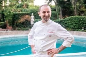 Chef Michelino Gioia