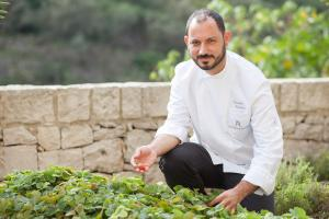 Chef Vincenzo Candiano
