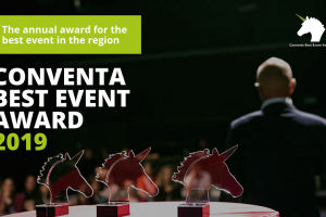 Istra Inspirit in the Final Round of the Internationally Acclaimed Competition Conventa Best Event Award 2019