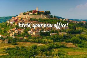 Visit Istria as a digital nomad!