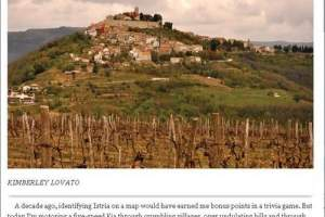 Virginia Living: Virginia Living: Edible Istria