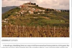 Virginia Living: Virginia Living: Edible Istria