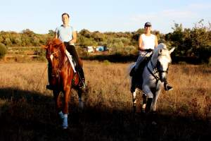 Horseback riding club St. Eufemia