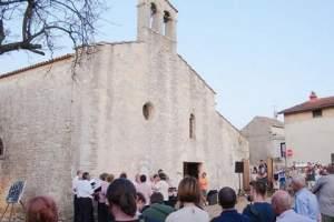 Church of St. Just (Galižana)