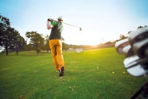 Golf Range Molindrio