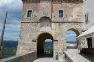 Twin Gates of Motovun