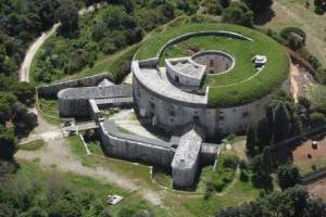 The Punta Christo Fortress