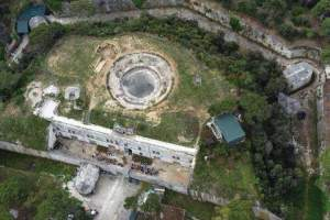 The Verudela Fortress