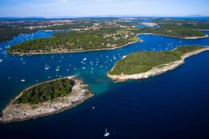 The Germans have declared Istria safe for travel