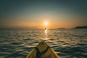 Kayaking: Jistra Adventures