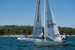 Sailing club Clivo