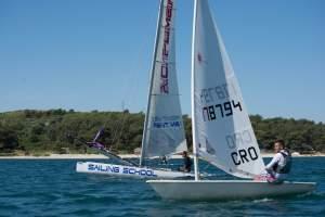 Sailing club Clivo