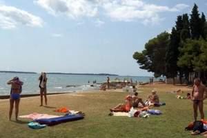 Pineta Camp beach