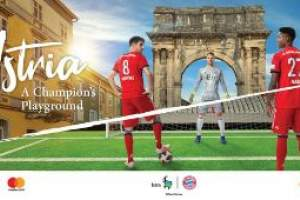 Istria in the prestigious Upside East in Munich