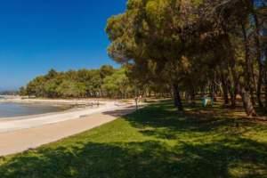 Osmica beach