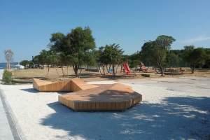 Beaches in Peroj