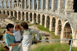 Istria has started vaccinating employees in the tourist sector