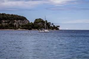 Rovinj Islands and the coastal area