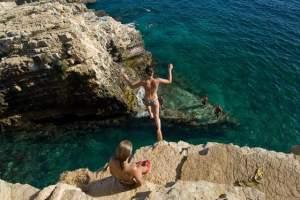Beach Cape Kamenjak - Premantura