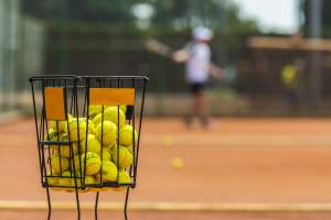 Tennis courts: Pula