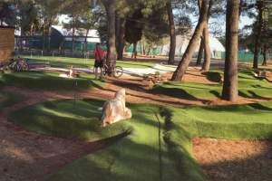 Golf Range Concept