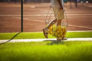 Tennis courts: Novigrad