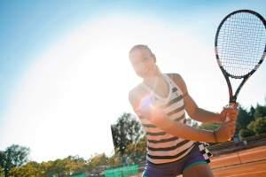 Tennis courts: Poreč