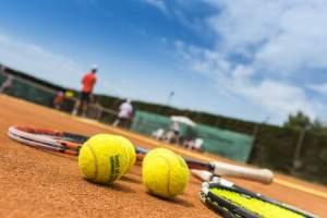 Tennis courts: Umag