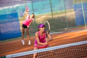 Tennis courts: Vrsar