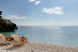 The Blue Flag marks the best beaches of Europe