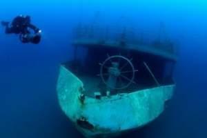 Wrecks:  Admiral ship Vis (24)