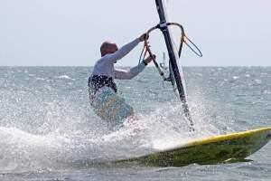 Windsurfing Tsunami