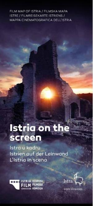 Istria on the screen - Film map of Istria