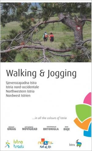 Walking & Jogging: Istria nord-occidentale