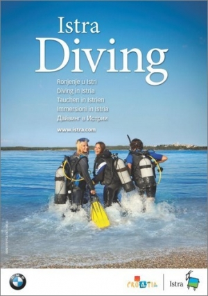 Istra Diving: Diving in Istria