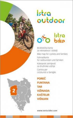 Istra Bike: Poreč | Za rekreativce i obitelji